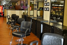 Renovated Salon / by Accent On Hair
