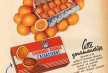 Publicités années 50 / Une sélection de pubs des années 50 trouvées dans les journaux et magazines des archives de l'ESJ Lille