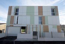 Les Allées du Pasteur / 9 logements du T1 au T3 au coeur de la ville, à proximité du marché , des lieux de vie et du centre ville.