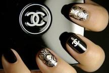 Nail Ideas / Cute idea for hand and toe nail! <3