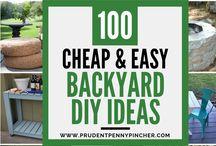 Idei pentru grădină