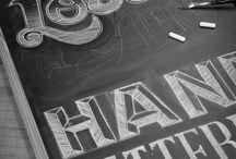letras - lettering -tipografia