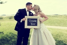 Thank You and Congratulations Wedding Cards