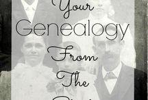 Geneology-Organization