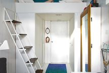 Small room idea / by Jennifer Chan