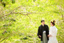 Wedding♡和装