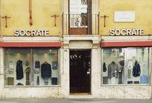 """Instagram """"Non so mai cosa mettermi""""  #Socrate #Roma #filosofia"""