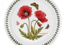 Portmeirion Botanic Garden China / Get the entire Portmeirion Botanic Garden collection at www.giftcollector.com