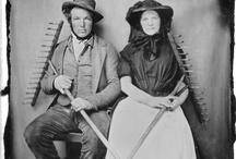 19th Century Photographs of Couples / by Cynthia Knittel Van Sluys