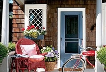 Front Doors and Porches / by Nicole Vaccarino