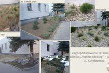 Zakładanie ogrodów - nasze realizacje