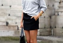 Skirt Lookbook