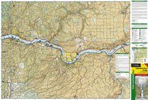 Wine River Maps