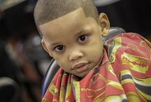 Fade haircuts for boys