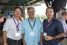 TopGolf Event / Our CEO, Cesar, together with our COO, Sergio and Mobile lead, Leandro, enjoyed this incredible event at TopGolf. An excellent opportunity to do some networking while hitting some golf balls.