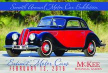 Seventh Annual Motor Car Exhibit