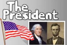 Ed/songs/president day / by Toni Martin