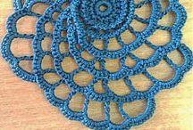 Рукоделочки: вязание крючком / О рукоделии, красивых вещах и как их создать самому