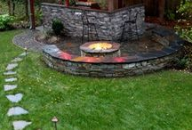 Backyard-Ideas / by Linda Finni