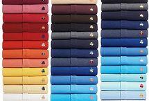 色のパターン