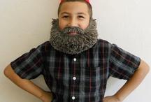 Halloween Beard Costumes / by Beard-a-thon