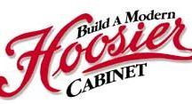 Hoosier style cabinets / by Melanie Tamm Spranger