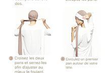 Comment nouer son turban? / Toutes les astuces et DIY pour nouer son foulard ou son turban