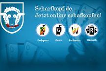 Scharfkopf / Schafkopfen, online spielen