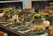 Elena´s table ideas / Inspiración para que tu mesa luzca siempre bien