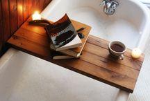 Bedroom & Bathroom / by Kayla Greene