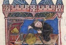 Literatura Europea Medieval  / En este tablero concentraré imágenes relacionadas con la Edad Media en Europa. / by Luis Alfonso Romero Gámez