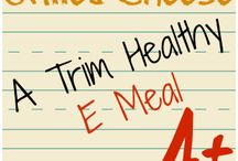 "THM - Main Dish / by Christine Steendahl - ""The Menu Mom"""