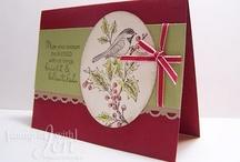 Card / Box - Beautiful Season / Christmas Birth