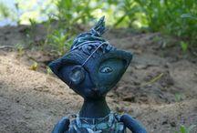 Anton_my art dolls_авторские куклы и игрушки