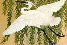 白鷺のイメージ