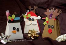 Christmas boxes / Christmas gift boxes