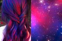 galaxy colors( aliens)