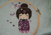 Embroidery / by Becky Moyer