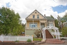 Dream Homes / Homes that are in the Truckee and Lake Tahoe area, or look like they should be!