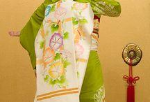 Kimono, obi, hakama