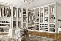 Luxury Closets for the Master Bedroom