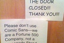 Design jokes / by Eric Doucet