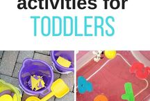 Water play activities for kids / Water Play ideas and activities for toddlers and kids. Water sensory play activities.