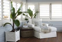 : home space : master bedroom : / Beautiful inspiration for tuning our master bedroom into a tropical oasis.