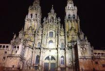 the way / the way to Santiago de Compostela...pilgrimage
