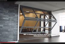 fenêtre folding verticale