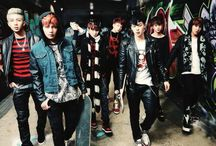 BTS / The most adorable KPop/HipHop group. They're all talented, cute and funny / by Elegantly_Chic
