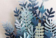 Craft Party 2015 - Inspiration / Thème de la Craft Party 2015 : Kaléidoscope - des formes de papier