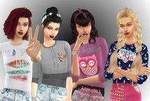 My The Sims 4 CC (Female)