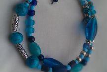 Karkötőim - my handmade bracelets / Handmade bracelets - Saját készítésű karkötőim.